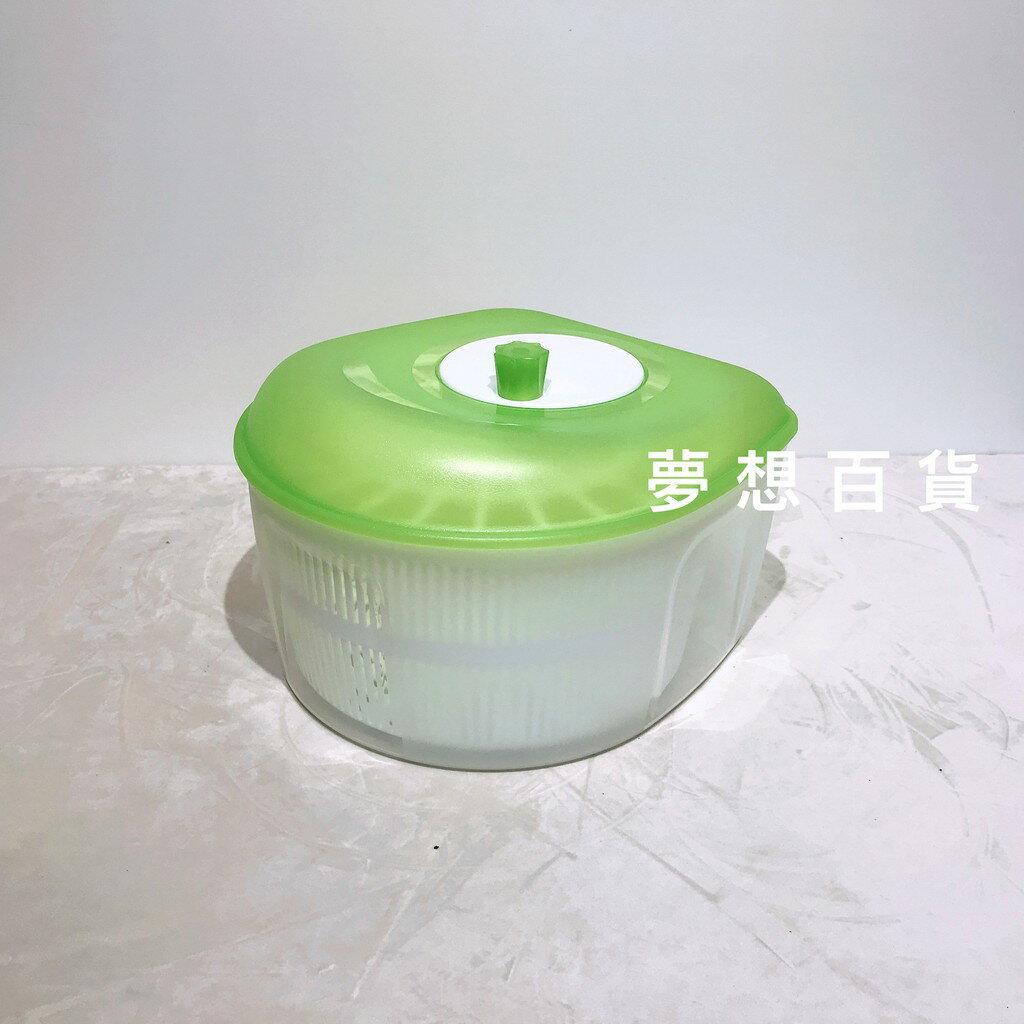 聯府沙拉蔬果脫水器8L P9-108  蔬菜脫水 水果脫水 收納箱 塑膠盒 台灣製 (伊凡卡百貨)