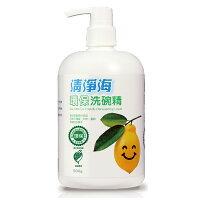 世界地球日,環保愛地球到清淨海 環保洗碗精 (檸檬) 500g