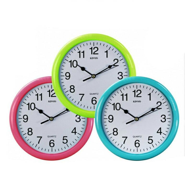 時鐘 賣家送電池 馬卡龍靜音掛鐘 時鐘 鬧鐘 掃描機芯 掛鐘 超靜音 CL-108