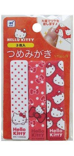 X射線【C028546】Hello Kitty指甲剉板,指甲刀/指甲鉗/指甲剉/指甲挫/拋光剉/木片砂紙剉/玻璃剉/不銹鋼指甲剉