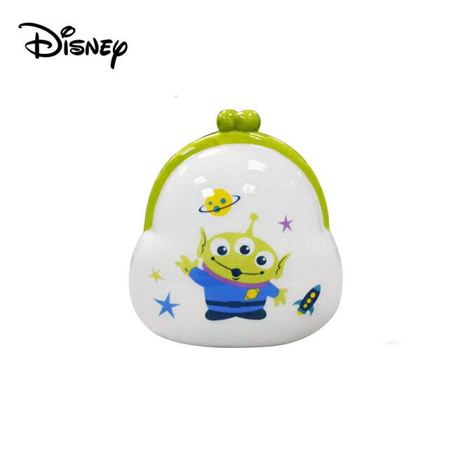 【 】三眼怪 口金包 陶瓷 存錢筒 儲錢筒 小費箱 玩具總動員 迪士尼 Disney - 003073