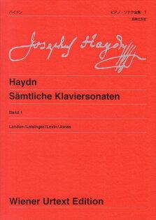 【獨奏鋼琴樂譜】Haydn,J.:SamtlicheKlaviersonatenBand1(solo)