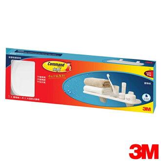 3M 無痕衛浴收納系列(置物層板架)