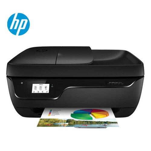 HP 惠普 OfficeJet 3830 複合事務機【三井3C】