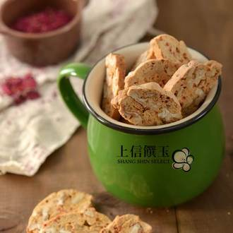 上信饌玉 義式脆餅-紅藜口味 禮盒裝 110g