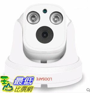 [106玉山最低網] 龍視安poe網路監控攝像頭半球數位高清紅外夜視探頭室內廣角家用 無內存容量 3.6mm 720P