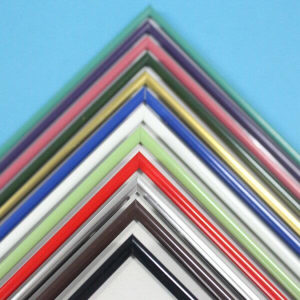 300片鋁框 300片拼圖框 26cm x 38cm(鋁框) / 一個入 { 特180 } ~相框 圖框 海報框 證書框~台灣製 0