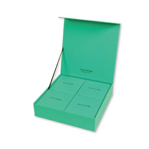 【糖村SUGAR&SPICE】GHA03時尚綠禮盒