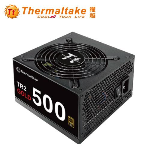 曜越 TR2-500W 金牌電源供應器