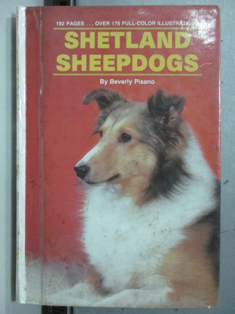 【書寶二手書T3/寵物_JAE】Shetland Sheepdogs_Beverly Pisano
