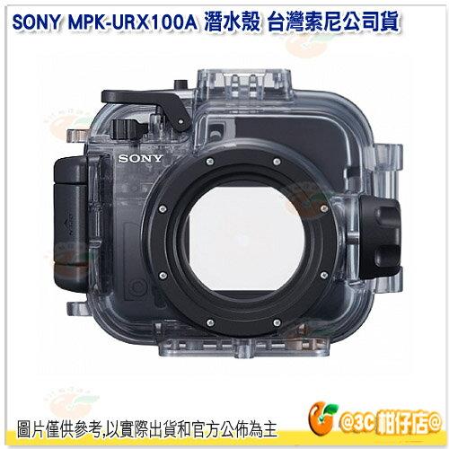 SONY MPK-URX100A 潛水殼 台灣索尼公司貨 防水40m 深潛防水盒 相容RX100