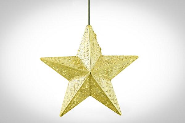 新鮮貨青銅星星吊燈-BNL00073