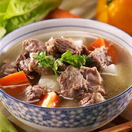 清燉牛肉湯2包組