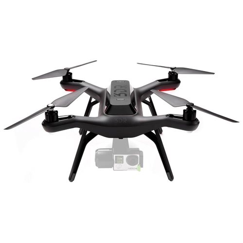 3DR Solo Quadcopter (No Gimbal) - Battery Powered - 0.42 Hour Run Time - 2641.08 ft Operating Range 1