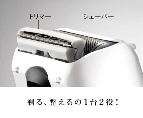 日本公司貨 Panasonic 國際牌【ER-GK40】電動除毛刀 身體除毛 3階段長度控制 可水洗 1