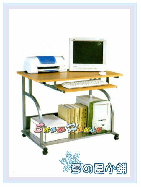 ╭☆雪之屋居家生活館☆╯AA118-06 YS2006鋼製電腦桌(有組立)/工作桌/書桌/不含電腦及其它物品