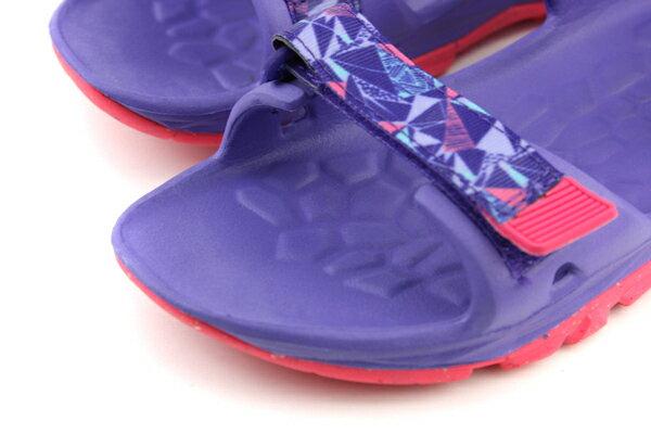 MERRELL 涼鞋 紫色 大童 no055 3