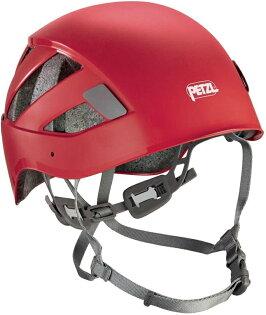 Petzl岩盔攀岩溯溪頭盔安全頭盔BOREOA042紅