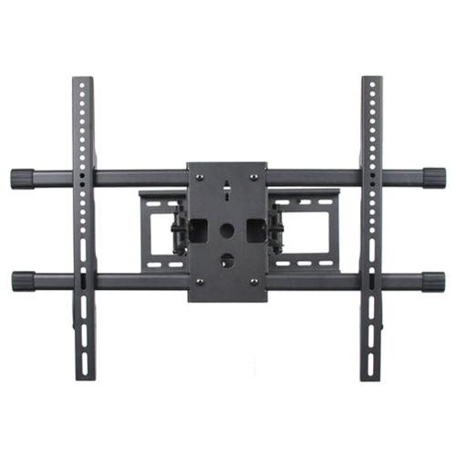 """VideoSecu Articulating Tilt Swivel Rotate Full Motion TV Wall Mount for most 40-70"""" LCD LED Plasma Flat Panel Screen with Loading up to 165lbs - Max VESA 684x400/ 600x400/ 400x400, Dual Arm Pull Out up to 25""""/ Free 10ft HDMI Cable A37 1"""