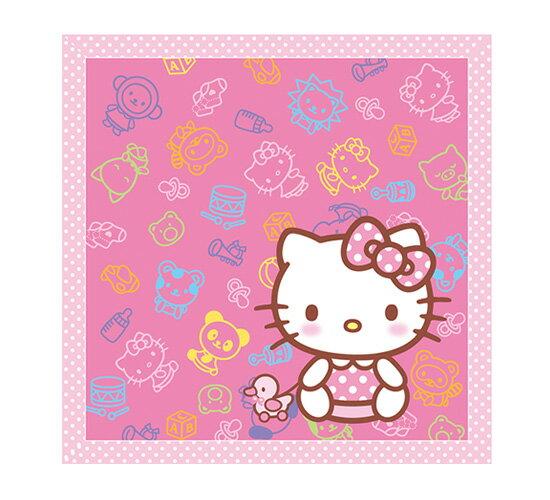 Toyroyal樂雅 - Hello Kitty 凱蒂貓安撫手帕 1