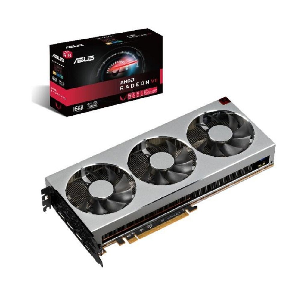 華碩 ASUS AMD Radeon™ VII 16G 顯示卡(福利品)