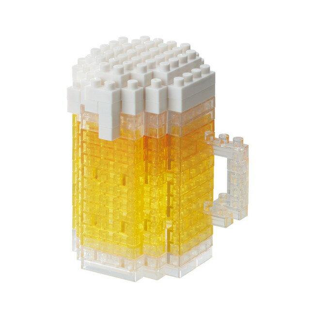 《 Nano Block 迷你積木 》NBC-245 啤酒