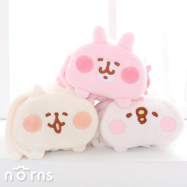 Kanahei造型捲毯 趴姿 - Norns 卡娜赫拉 正版授權 P助兔兔NENE貓 溫暖毛毯 懶人毯 披肩 冷氣毯 毯子 0