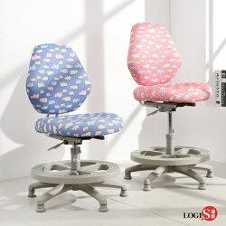 特價*邏爵*SS100 新二代守習兒童椅/成長椅(二色) 學習椅 課桌椅 活動椅座 SGS/LGA測試認證