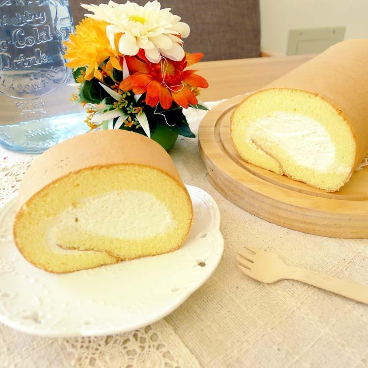 【生乳捲】原味/巧克力/抹茶  主廚特調鮮奶油 入口即化不甜膩 蛋奶素 360克±5%/條 0