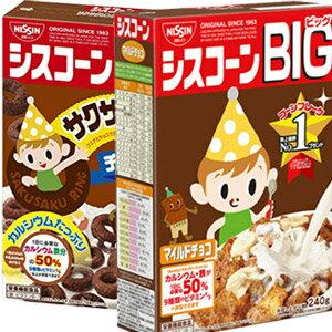 *促銷*日本 日清 BIG早餐麥片(紙盒款) [JP525]