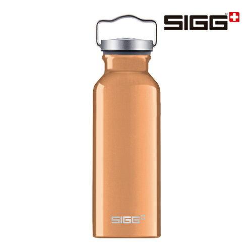 SIGG Original 原始經典鋁瓶 0.5L 金銅色 水壺 0
