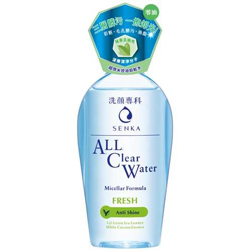 洗顏專科 超微米控油卸粧水 230ml