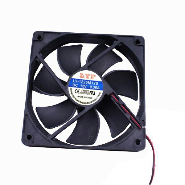 12cm 風扇 機殼風扇 大4pin接頭 散熱風扇 散熱器 油封軸承 大4P 12公分 主機風扇系統風扇(23-021) 0