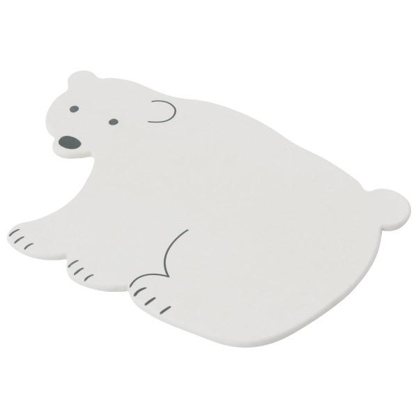 珪藻土踏墊 白熊 NITORI宜得利家居 0