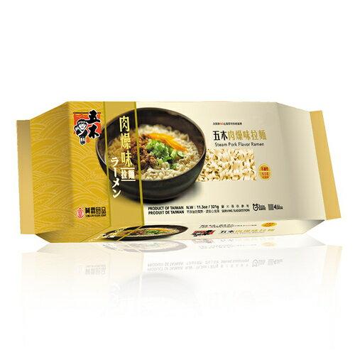 五木 肉燥味拉麵 321g