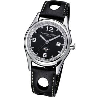 CONSTANT Healey 大錶鏡運動風尚機械腕錶/43mm/FC-303HBS6B6