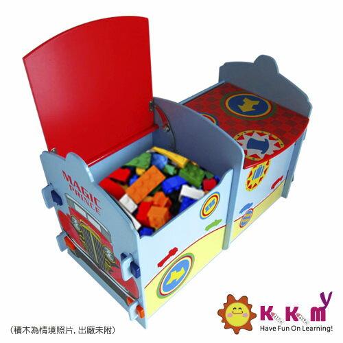 德芳保健藥妝:Kikimmy小汽車置物箱K025【德芳保健藥妝】