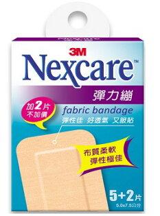 安康藥妝:【3MNexcare】彈力繃7片盒