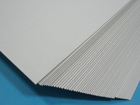 8開表皮紙 400磅 厚紙板 表面紙 白銅紙(雙面白)/一包50張入{定6}封面紙~文
