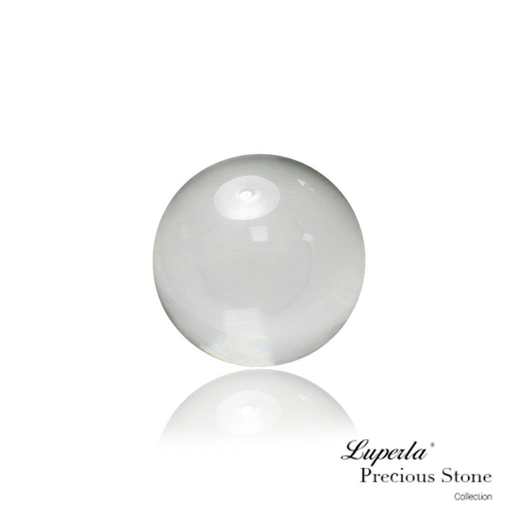 大東山珠寶 頂級天然白水晶球 17mm 水晶之王 近全美