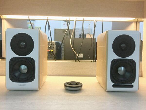 ☆宏華資訊廣場☆EDIFIERS880小巧精緻2.0雙聲道藍芽喇叭Hi-res認證