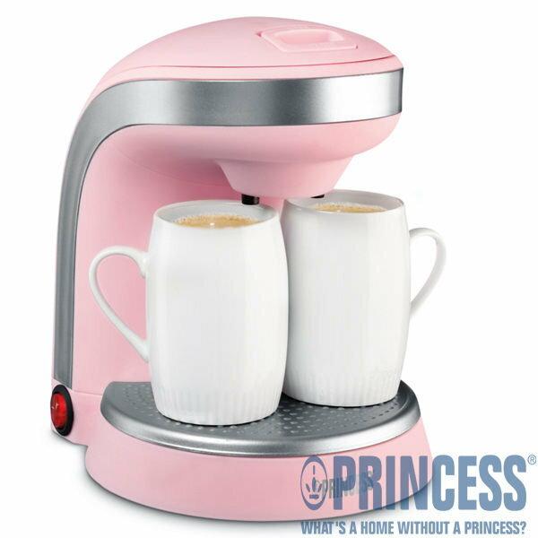 PRINCESS 荷蘭公主 迷你雙人美式咖啡機 242293