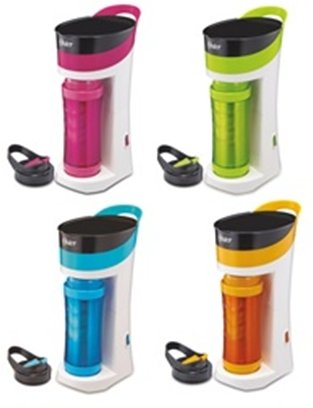 ◤簡單三步驟,咖啡帶著走◢ 美國 OSTER 隨行杯咖啡機 BVSTMYB 四色可選