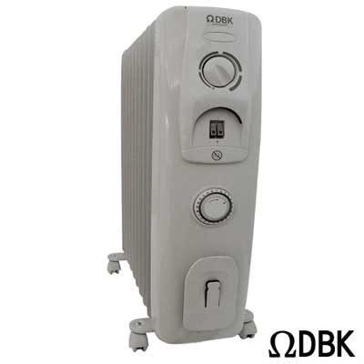 Ω DBK 葉片式恆溫電暖爐10葉片 CA-10T
