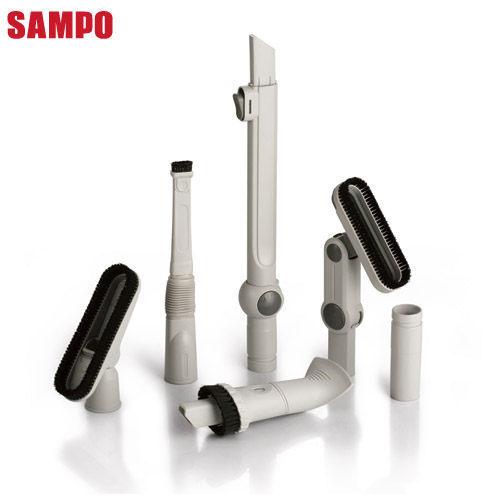 SAMPO 聲寶 多功能吸塵器配件刷頭套組 EC-13AB