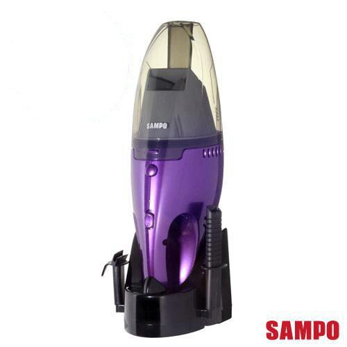 SAMPO 聲 寶乾濕兩用手持充電吸塵器 EC-SA05HT