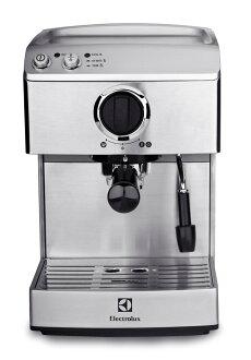 ◤贈500元7-11禮卷+蛋糕機LCM-127◢ Electrolux 伊萊克斯 義式咖啡機 EES-200E / EES200E  **可刷卡!免運費**