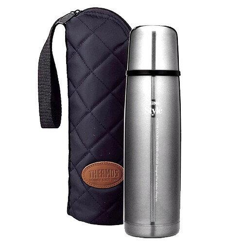 THERMOS膳魔師真空保溫保冰瓶 FDW~500CF 銀色