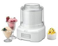 消暑廚房家電到美國Cuisinart 美膳雅 製冰淇淋機 雪糕機 冰沙 ICE-21TW