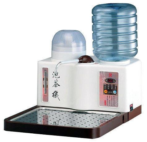 晶工 全自動泡茶專用機-JD-9701